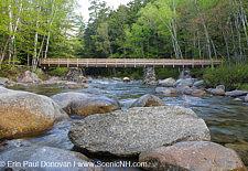 Trestle 7 - East Branch & Lincoln Railroad, New Hampshire