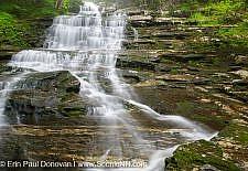 Beaver Brook Cascades - Kinsman Notch, New Hampshire