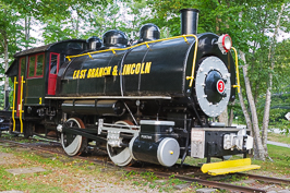 Photo Projects, East Branch & Lincoln Railroad