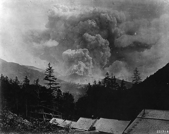 1907 Owls Head Fire