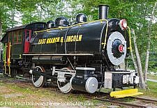 East Branch & Lincoln Railroad - Lincoln, New Hampshire