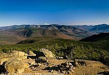 Pemigewasset Wilderness - Mount Lberty, New Hampshire