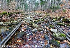 Wild River Railroad - Beans Purchase, New Hampshire