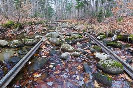 Abandoned Railroads, White Mountains