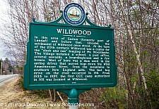 Wildwood Settlement - Easton, New Hampshire