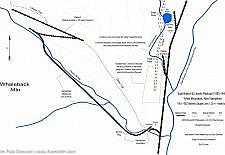 Narrow Gauge Railroad Map - EB&L Railroad