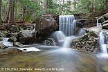 Gibbs Brook Dam - White Mountains, New Hampshire