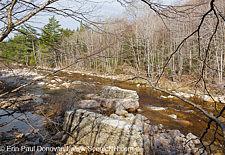Trestle No 17 - East Branch & Lincoln Railroad, New Hampshire