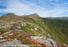 Crawford Path - Mt Monroe, New Hampshire