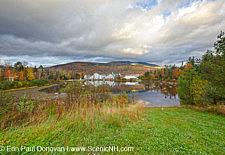 Waterville Valley, New Hampshire Autumn