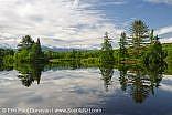 Coffin Pond - Sugar Hill, New Hampshire