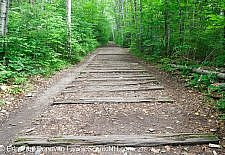Lincoln Woods Trail, New Hampshire