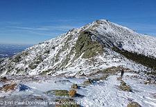 Franconia Ridge - White Mountains, New Hampshire USA