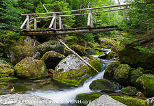 Sanders Bridge - Randolph Path, New Hampshire