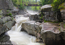Ammonoosuc Falls - White Mountains, New Hampshire