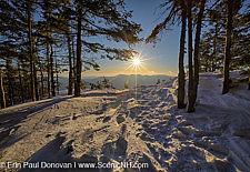 Mt Tecumseh, New Hampshire - Spring Season