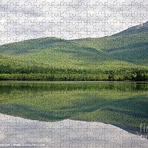 Chocorua Lake, White Mountains Jigsaw Puzzle