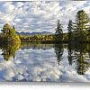 New Hampshire White Mountains Metal Prints